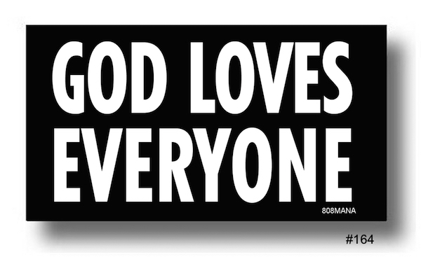 164 God Loves Everyone