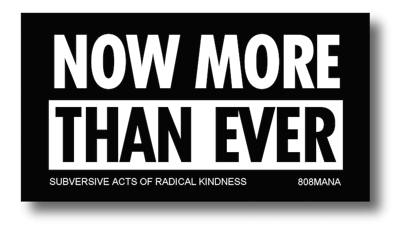 #197 Now More Than Ever Sticker