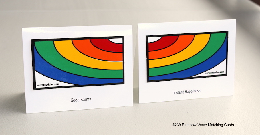 #139 Rainbow Greeting Cards