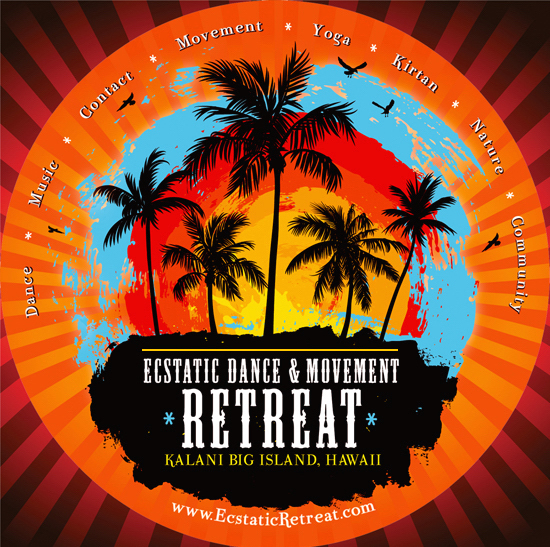 ecstatic retreat front